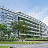 Thiết kế không gian xanh cho các căn hộ chung cu tại ridgewood condominium