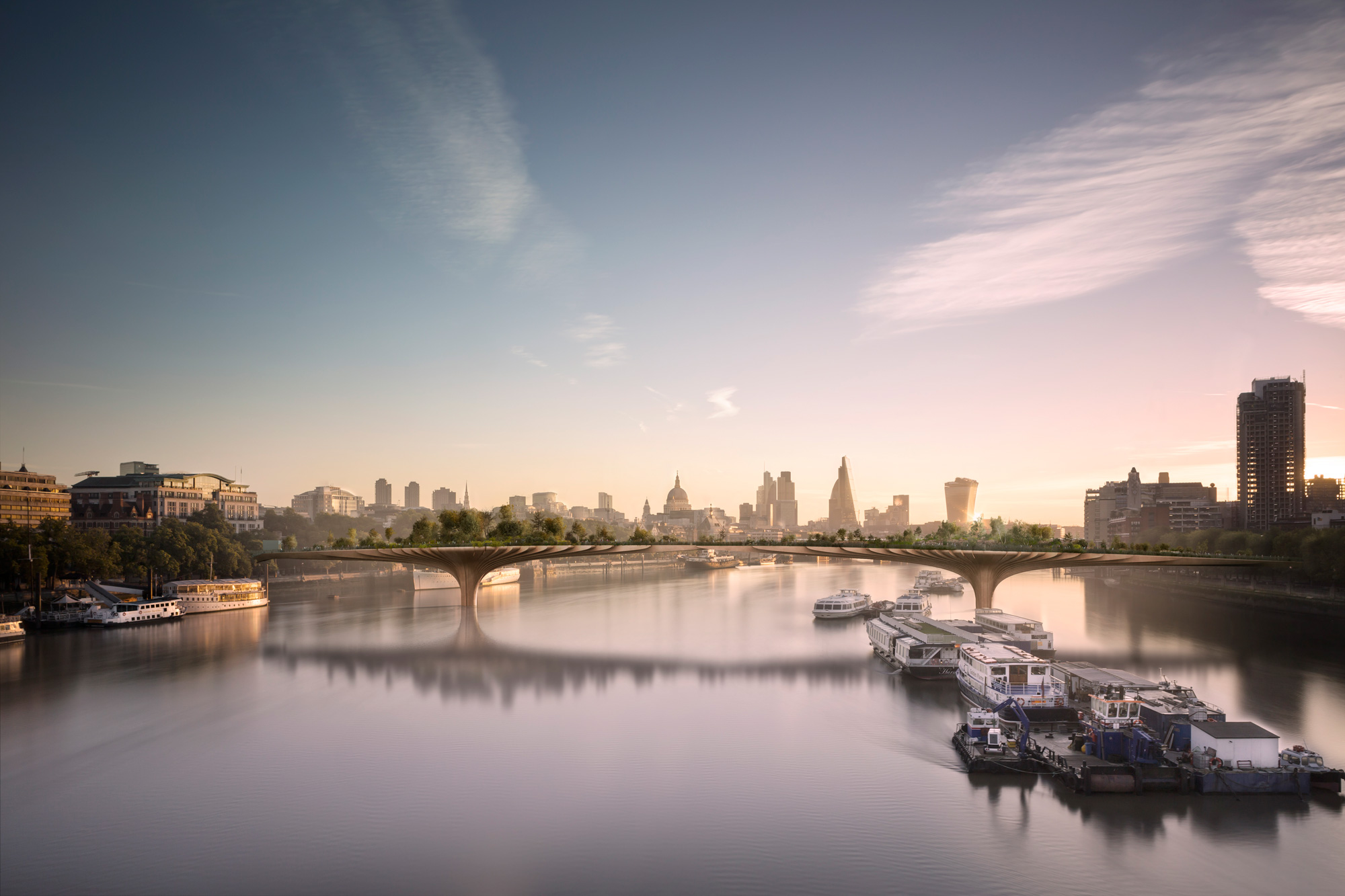 Garden Bridge London (1)