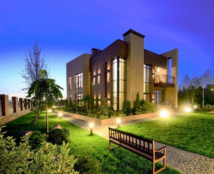 5 Mẫu thiết kế nhà vườn Hình 02