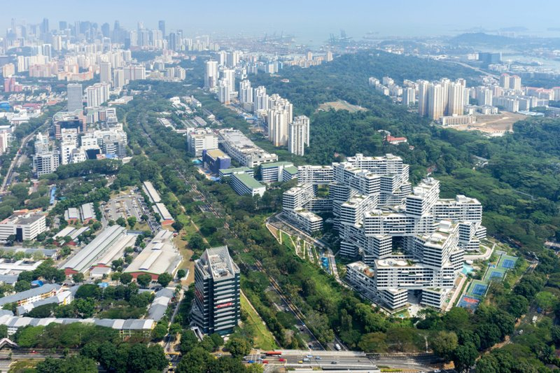The Interlace - Greenmore (1)