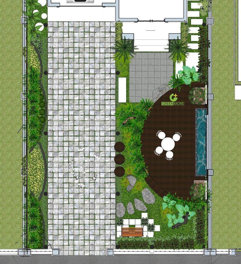 Biet thu hoa sua vinhome riverside - greenmore (2)