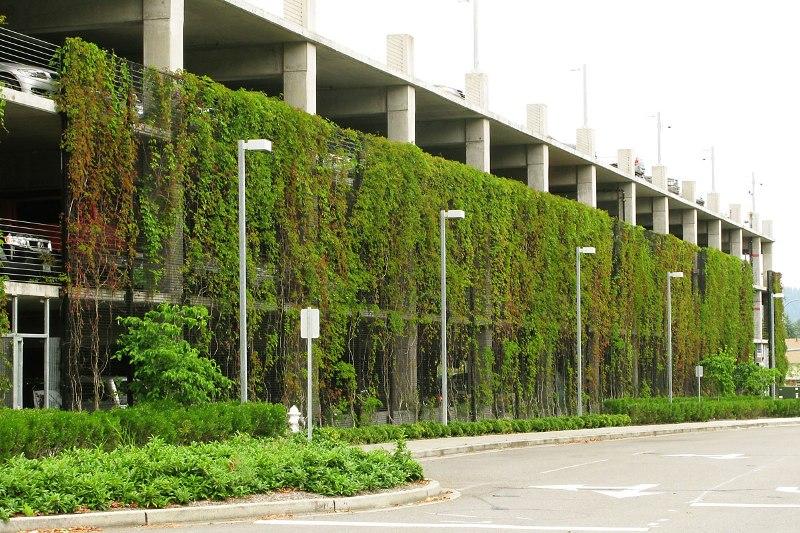 green wall parking car - greenmore (9)