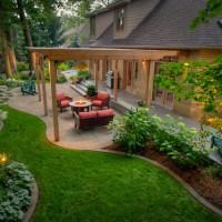 Những ý tưởng tuyệt vời cho thiết kế sân vườn đẹp