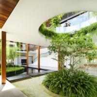 Mẫu thiết kế nhà vườn đẹp