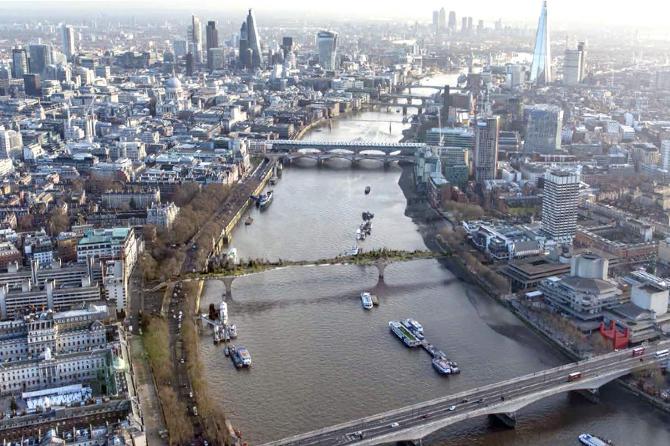 Garden Bridge London (2)