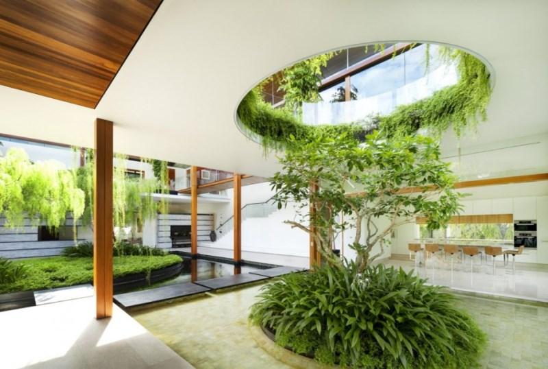 5 Mẫu thiết kế nhà vườn Hình 01