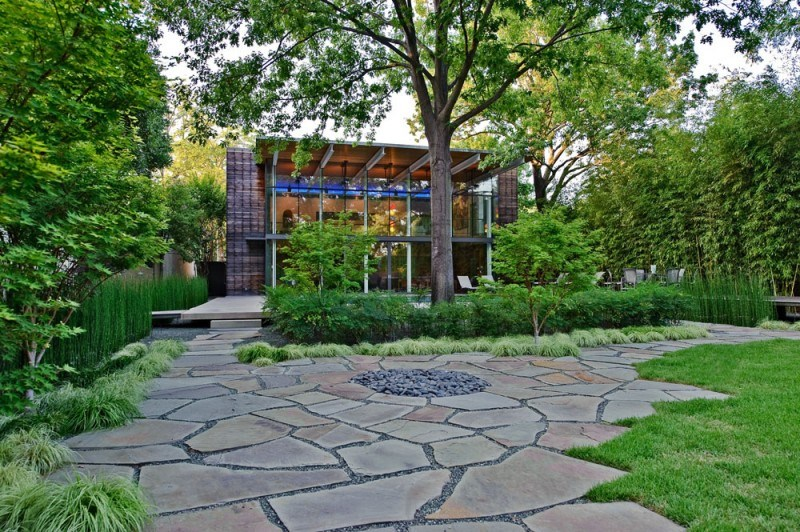 5 Mẫu thiết kế nhà vườn Hình 04