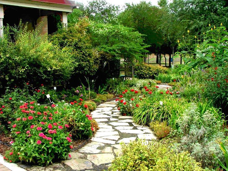 Thường xuyên bảo dưỡng để khu vườn luôn tràn đầy sức sống