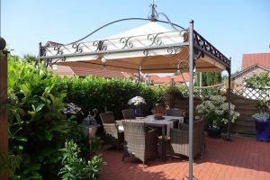 Chòi nghỉ – nơi thư giãn lý tưởng trong sân vườn