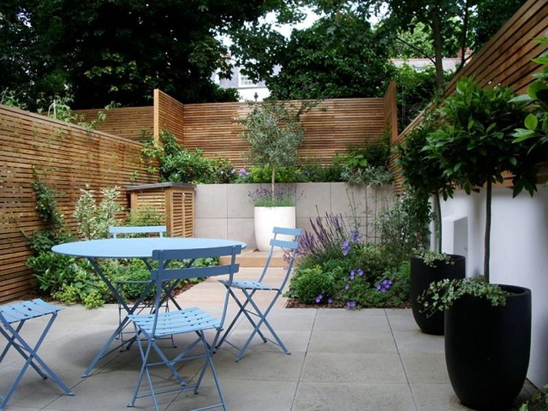 Với diện tích nhỏ - làm sao để có một sân vườn đẹp?