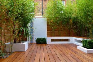 Chọn vật liệu lát sân vườn cho không gian sống thoáng mát