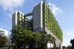 5 công trình xanh nổi tiếng trên thế giới