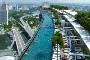 Những công trình xanh nổi bật tại singapore