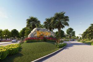 Thiết kế cảnh quan Resort tại Viên Chăn – Lào