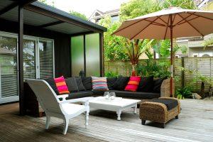 Ấn tượng với mẫu sân vườn sáng tạo cho nhà bạn