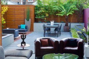 Ý tưởng giúp bạn có không gian sân vườn xanh mát thư giãn