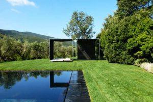 Công trình xanh tuyệt đẹp ở Tuscan Italia
