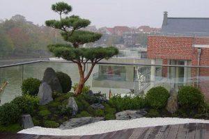 Những phong cách thiết kế vườn ban công chung cư