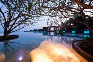 Cảnh quan khách sạn Hilton Pattaya Thái Lan