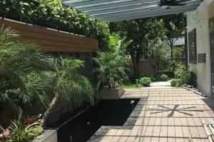 Tổng hợp thi công sân vườn biệt thự tại Gamuda Yên Sở