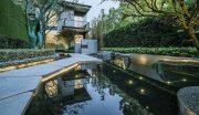 Tide Mansion – Sân vườn biệt thự đẹp trong phố ấn tượng