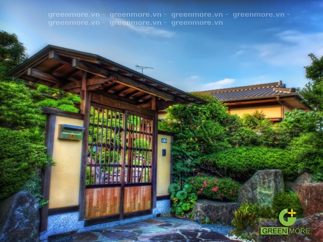 greenmore-Beautiful-Japanese-Wooden-Gate